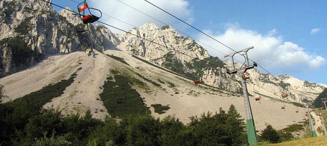 Veliko možnosti za letni in zimski alpinizem